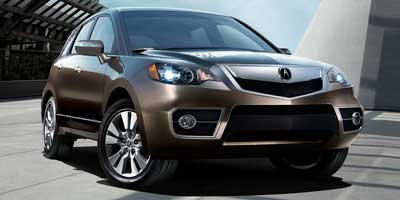 2010 Acura RDX w/Technology Package AWD 4dr Tech Pkg Gas I4 2.3L/140 [2]