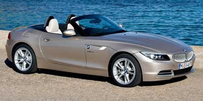 2011 BMW Z4 sDrive35i Turbocharged Rear Wheel Drive Tow Hooks Active Suspension Power Steering