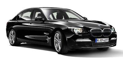 2010 BMW 7 Series 750Li xDrive 4dr Sdn 750Li xDrive AWD Twin Turbocharged Gas V8 4.4L/268 [2]