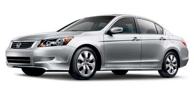 2010 Honda Accord Sdn EX-L Front Wheel Drive Power Steering 4-Wheel Disc Brakes Aluminum Wheels