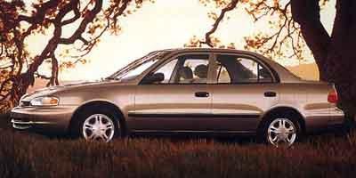 2002 Chevrolet Prizm