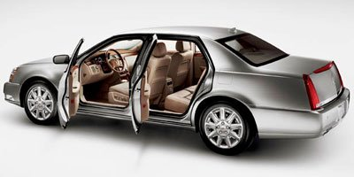 2011 Cadillac DTS Premium Collection