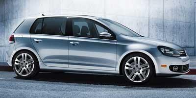 2011 Volkswagen Golf Comfortline