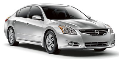 2012 Nissan Altima  Keyless Start Front Wheel Drive Power Steering 4-Wheel Disc Brakes Wheel Co