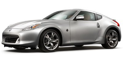 2009 Nissan 370Z  Rear Wheel Drive Power Steering 4-Wheel Disc Brakes Aluminum Wheels Tires - F
