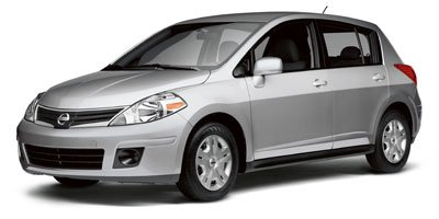 2012 Nissan Versa S 5dr HB Manual 1.8 S Gas I4 1.8L/110