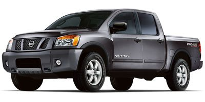 2012 Nissan Titan PRO-4X Four Wheel Drive LockingLimited Slip Differential Tow Hitch Tow Hooks