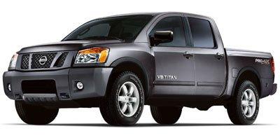 2011 Nissan Titan PRO-4X 4WD Crew Cab SWB PRO-4X Gas/Ethanol V8 5.6L/ [9]
