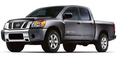 2013 Nissan Titan SV Rear Wheel Drive Power Steering 4-Wheel Disc Brakes Aluminum Wheels Tires