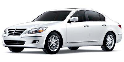 2010 Hyundai Genesis Sedan TECH/PKG