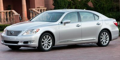 2011 Lexus LS 460 L 19 ALUMINUM WHEELS  -inc P24545R19 all-season tires CARGO NET LUXURY VALUE