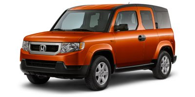 2010 Honda Element EX Alabaster Silver Metallic