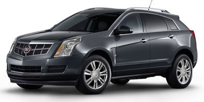 2012 Cadillac SRX Luxury Collection Crystal Red Tintcoat