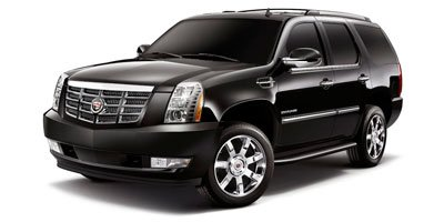 2012 Cadillac Escalade Luxury 4 Doors 4-wheel ABS brakes 403 hp horsepower 62 liter V8 engine