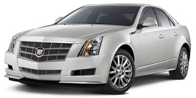 2010 Cadillac CTS Sedan Luxury LUXURY PREFERRED EQUIPMENT GROUP  includes standard equipment Power