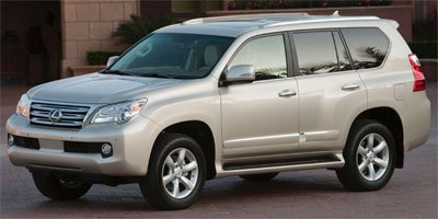 2010 Lexus GX 460 Navigation LockingLimited Slip Differential Four Wheel Drive Power Steering 4