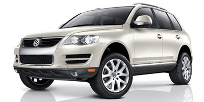2010 Volkswagen Touareg VR6 FSI Traction Control Four Wheel Drive Power Steering ABS 4-Wheel Di