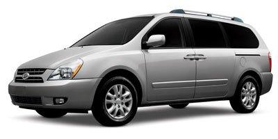 2009 Kia Sedona  Front Wheel Drive Power Steering 4-Wheel Disc Brakes Tires - Front All-Season
