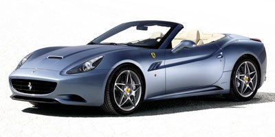 2011 Ferrari California  Rear Wheel Drive LockingLimited Slip Differential Power Steering Alumi