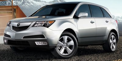 Used 2010 Acura MDX in Dieppe, NB