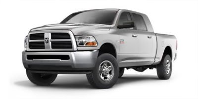 2012 Ram 2500 SLT Four Wheel Drive Tow Hitch Power Steering ABS 4-Wheel Disc Brakes Chrome Whe