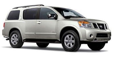 2012 Nissan Armada SV 2WD 4dr SV Gas V8 5.6L/339 [3]