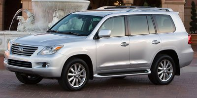 2011 Lexus LX 570  Keyless Start Four Wheel Drive Tow Hitch Air Suspension Active Suspension P