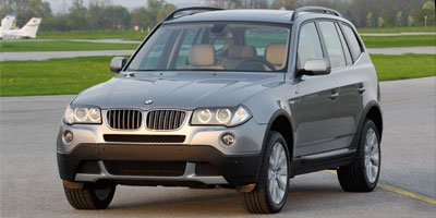 2010 BMW X3 xDrive30i 6-SPEED STEPTRONIC AUTOMATIC TRANSMISSION  -inc adaptive transmission contro