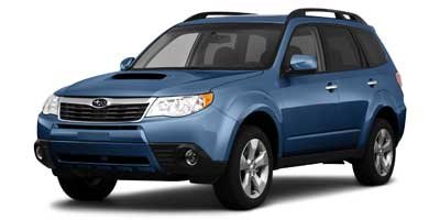 2010 Subaru Forester 25XT Limited Turbocharged All Wheel Drive Power Steering 4-Wheel Disc Brak