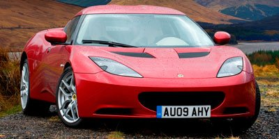 2011 Lotus Evora 22 Traction Control Rear Wheel Drive Power Steering 4-Wheel Disc Brakes Alumi