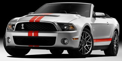 2012 Ford Mustang Shelby GT500 2dr Conv Shelby GT500 Supercharged Gas V8 5.4L/330 [5]