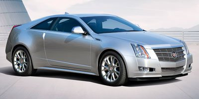 2011 Cadillac CTS Coupe Premium PREMIUM PREFERRED EQUIPMENT GROUP  includes standard equipment Sec