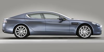 2012 Aston Martin Rapide Luxury LockingLimited Slip Differential Rear Wheel Drive Active Suspens