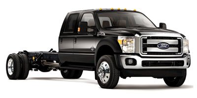 2011 Ford Super Duty F-350 DRW XL CAB & CHASSIS 4D