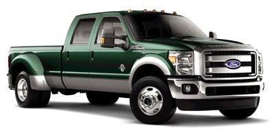 2011 Ford Super Duty F-350 DRW XLT CCab DRW 4WD  Turbocharged Diesel V8 6.7L/406 [2]