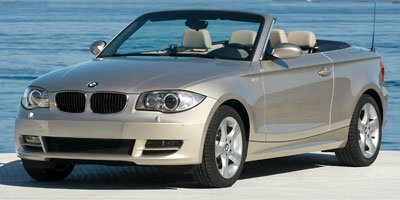 2013 BMW 1 Series 128i Keyless Start Rear Wheel Drive Power Steering Convertible Soft Top Tires