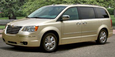 2010 Chrysler Town  Country Limited 28X LIMITED CUSTOMER PREFERRED ORDER SELECTION PKG  -inc 40L