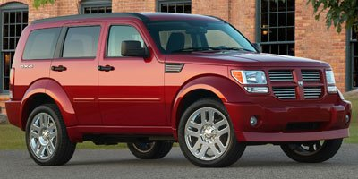 2011 Dodge Nitro Heat Rear Wheel Drive Temporary Spare Tire Power Steering Chrome Wheels Tires