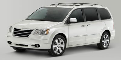 2010 Chrysler Town  Country Touring 38L OHV SMPI V6 ENGINE  STD 6-SPEED AUTOMATIC TRANSMISSION