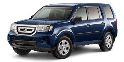 2011 Honda Pilot LX 2WD 4dr LX Gas V6 3.5L/ [1]