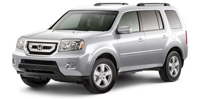 2011 Honda Pilot EX 4WD 4dr EX Gas V6 3.5L/212 [3]