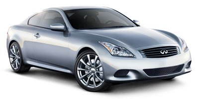 2010 Infiniti G37 Coupe  Rear Wheel Drive Power Steering 4-Wheel Disc Brakes Aluminum Wheels Ti