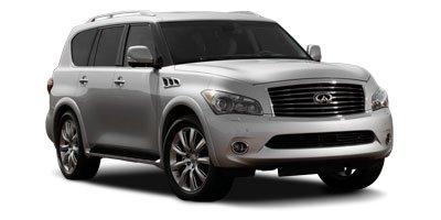 2011 INFINITI QX56 8-passenger 4WD 4dr 8-passenger Gas V8 5.6L/339 [0]