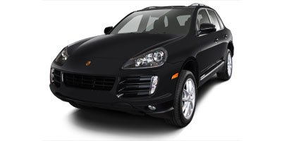 2008 Porsche Cayenne Turbo Turbocharged All Wheel Drive Air Suspension Active Suspension Tracti