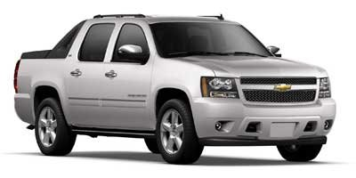 2010 Chevrolet Avalanche LTZ  320 hp horsepower 4 Doors 4-wheel ABS brakes 53 liter V8 engine