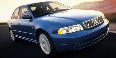 2001 Audi S4 Quattro AWD Turbocharged Traction Control Stability Control All Wheel Drive Tires