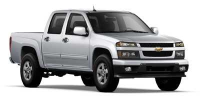 2012 Chevrolet Colorado LT w/1LT 2WD Crew Cab LT w/1LT Gas 5-Cyl 3.7L/226 [1]