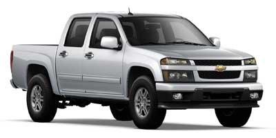 2012 Chevrolet Colorado LT w/1LT
