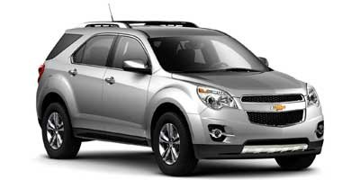 2010 Chevrolet Equinox LTZ 3 liter V6 DOHC engine 4 Doors 4-wheel ABS brakes 8-way power adjusta