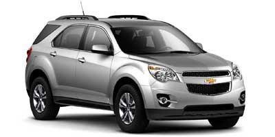 2012 Chevrolet Equinox LT w/2LT FWD 4dr LT w/2LT Gas/Ethanol I4 2.4/147 [1]